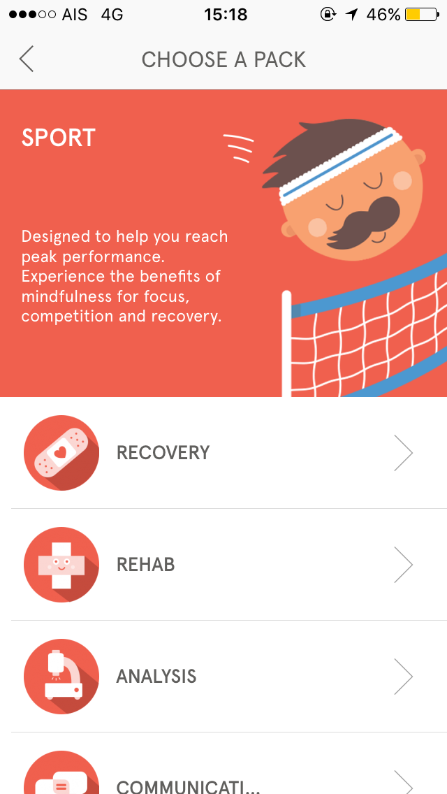 Sport-Headspace